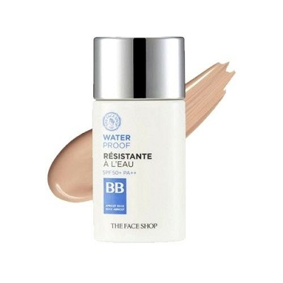 BB Cream Waterproof SPF50+ PA+++ TheFaceShop (Mẫu Mới)