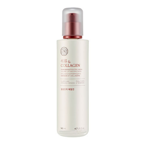 [Best Seller] Sữa dưỡng Lựu Pomegranate And Collagen Volume Lifting Emulsion (140ml)