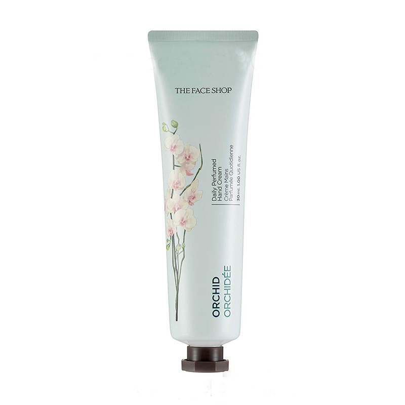 Kem dưỡng da tay Hoa Lan Daily Perfumed Hand Cream 09 Orchid The Face Shop (30ml)