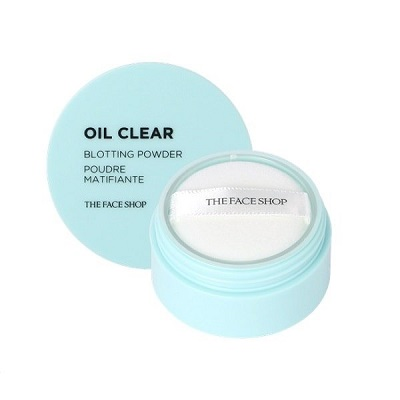 Phấn Phủ Trong Suốt Oil Clear Blotting Pact