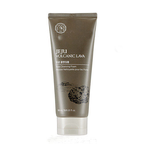 Sữa rửa mặt Jeju Volcanic Lava Pore Cleansing Foam The Face Shop (150ml)